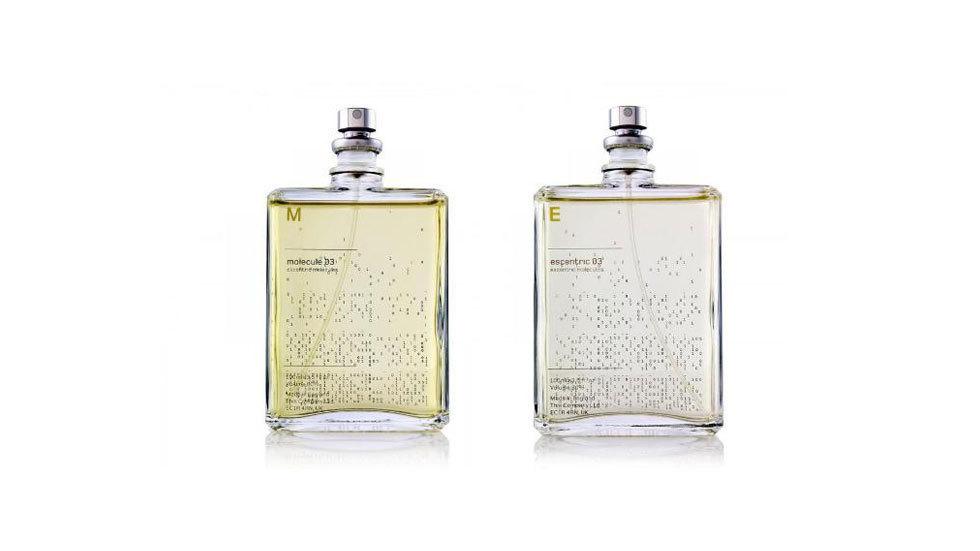 hvilken molecule parfume er bedst