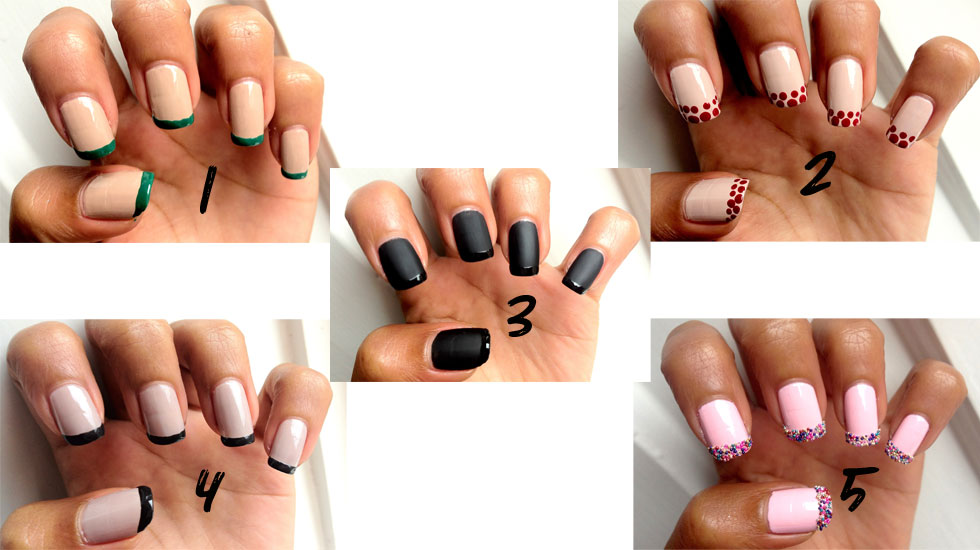 Fivecreativefrenchmanicures