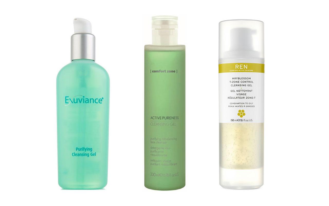 gode renseprodukter til uren hud