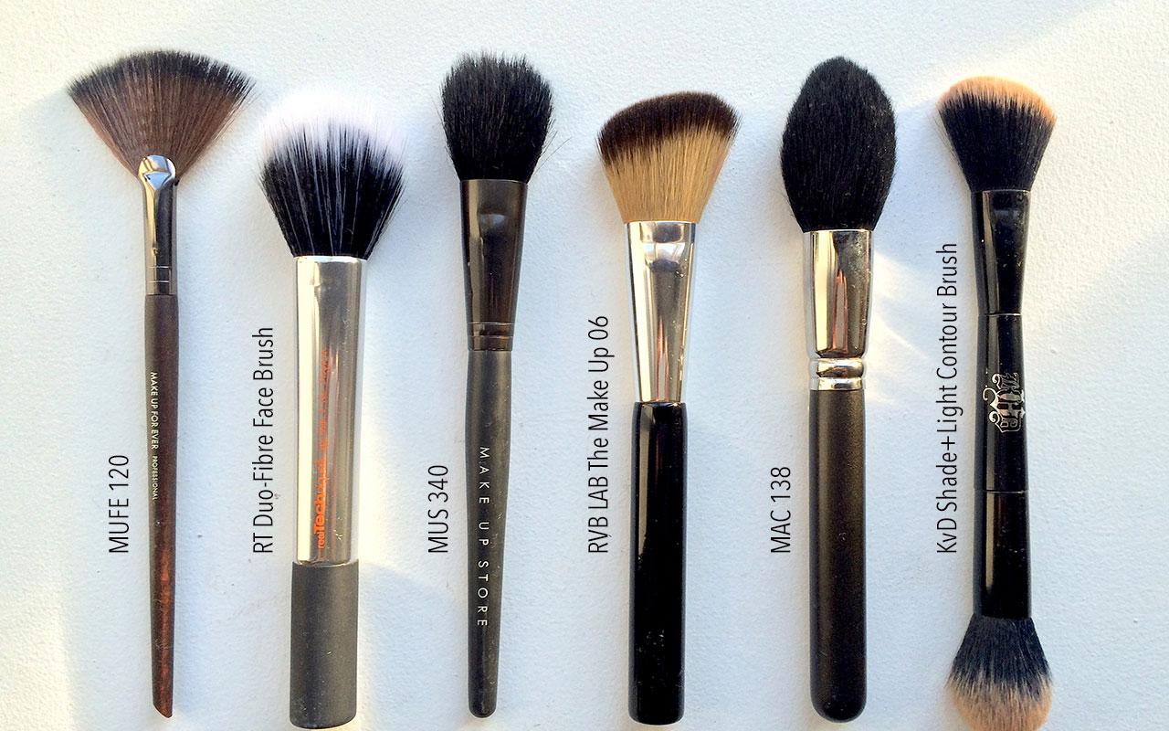 makeup børster sæt mac