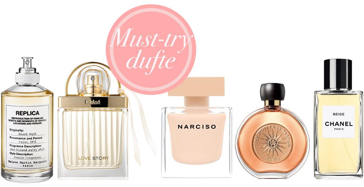bedste parfume 2016